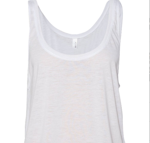 New escalate summer collection ladies flowy boxy tank for 526 salon st paul